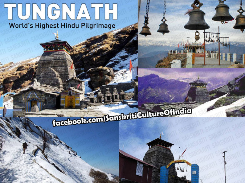 Tungnath – World's Highest Hindu Pilgrimage