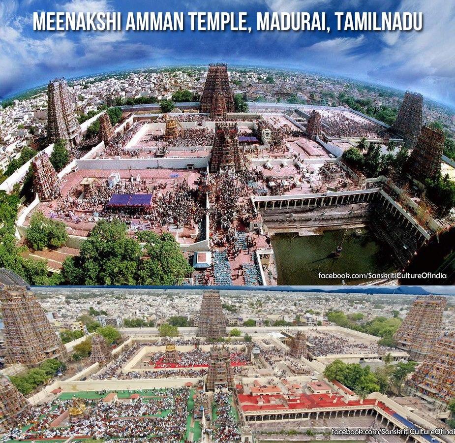 Meenakshi Amman Temple, Madurai,