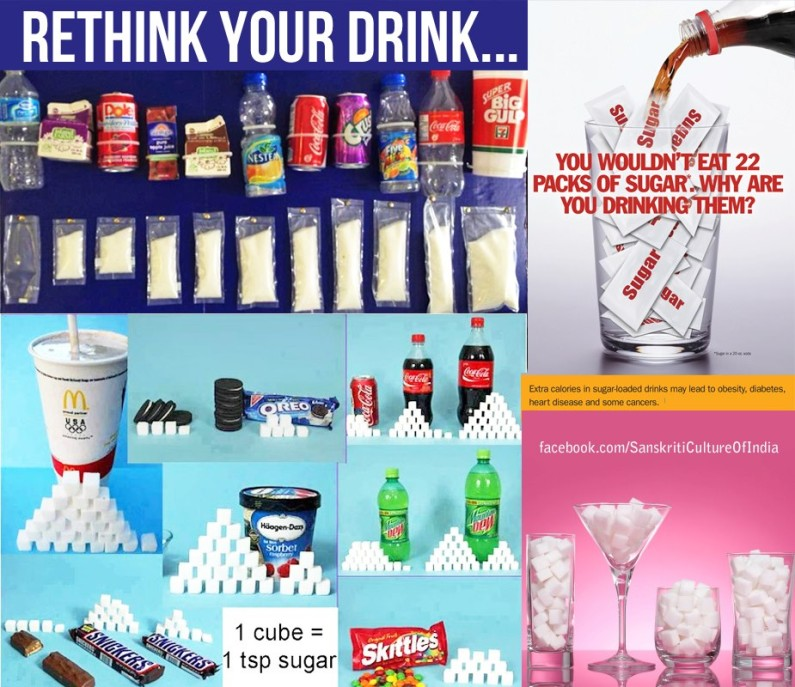 Rethink your drink…