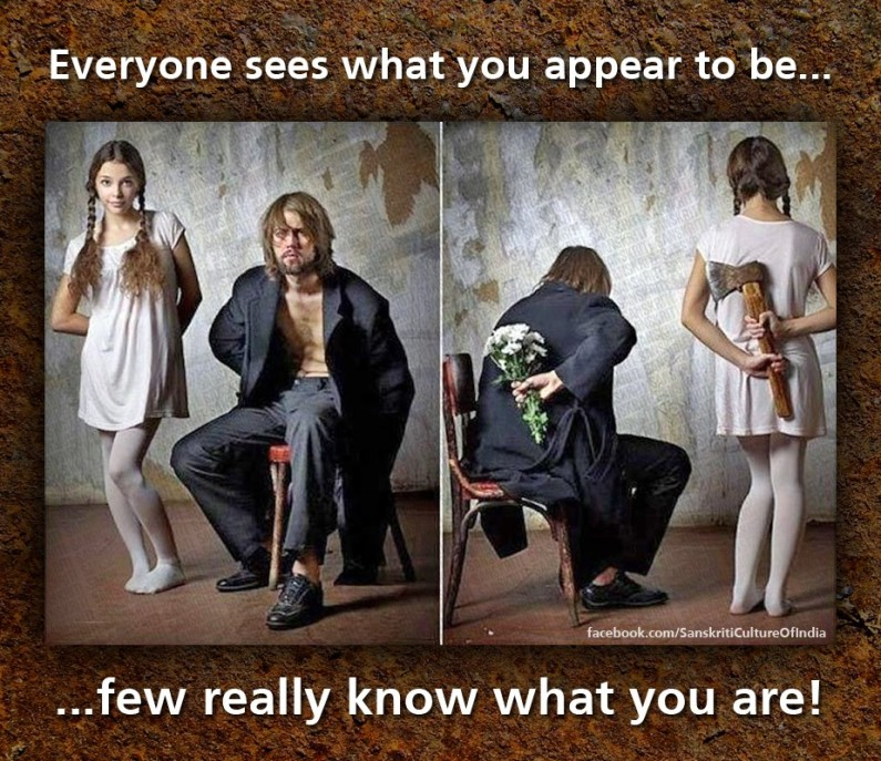 Look beyond what you can see
