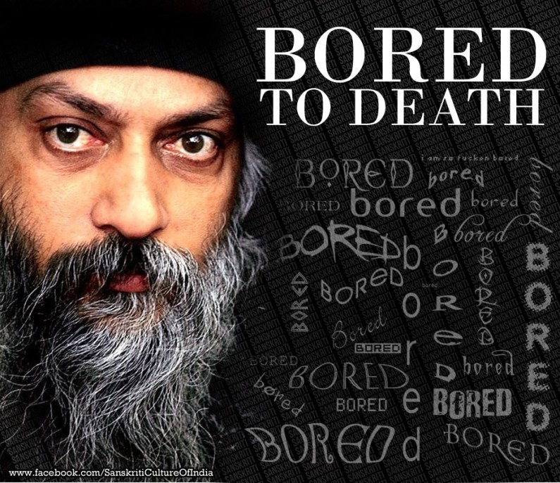 Bored to Death?