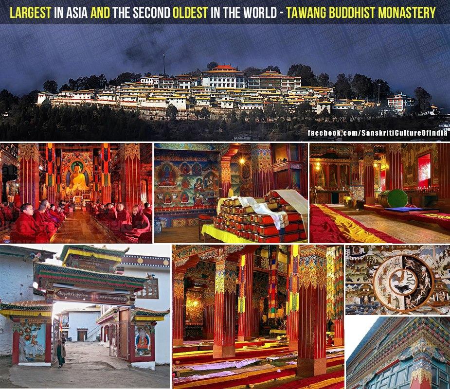 Tawang Buddhist Monastery