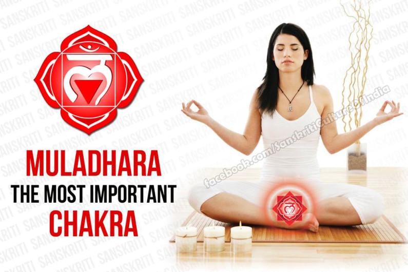 Muladhara (Root)– The Most Important Chakra