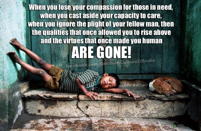 Why develop compassion in your life?