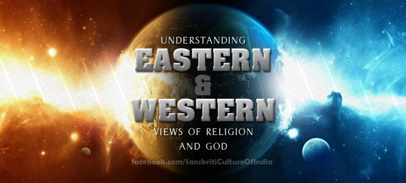 Comparing Eastern and Western Religion