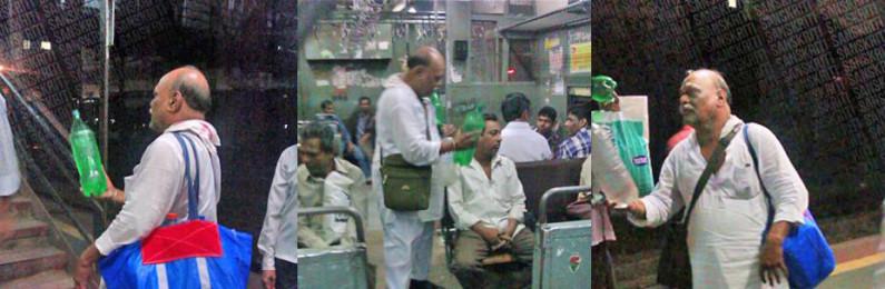 Selfless unsung hero in mumbai