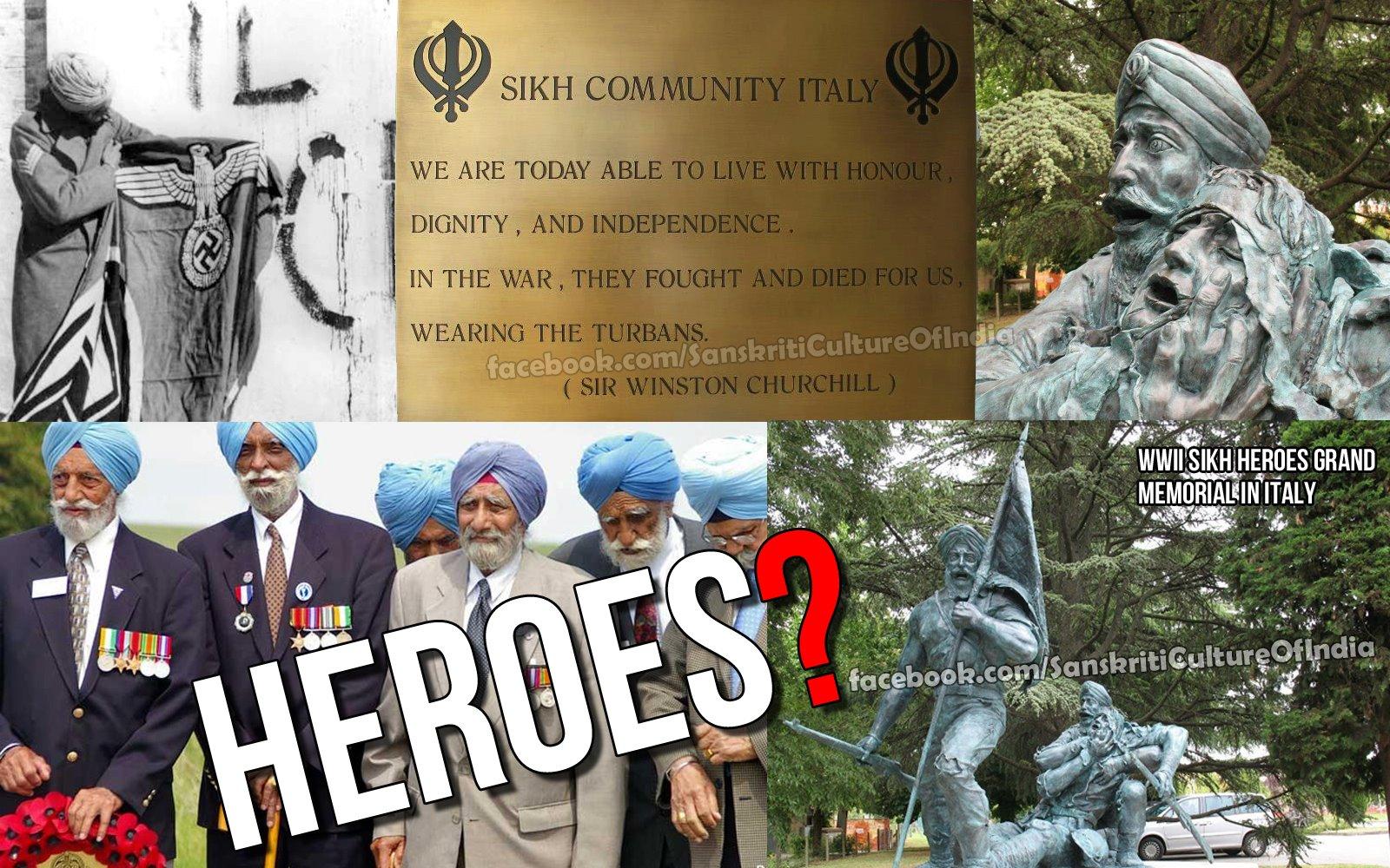 Sikh Heroes