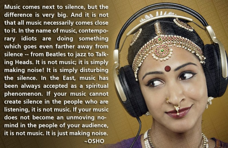 Spirituality of Music