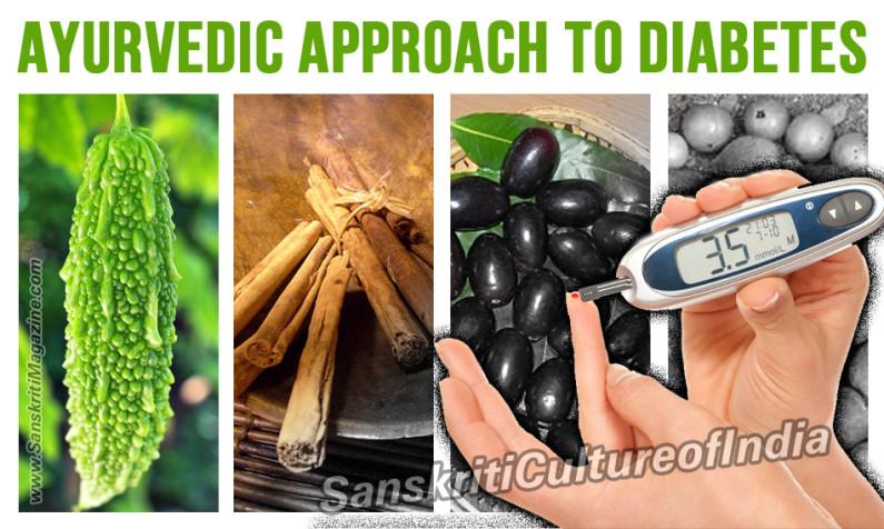 Ayurvedic Approach to Diabetes