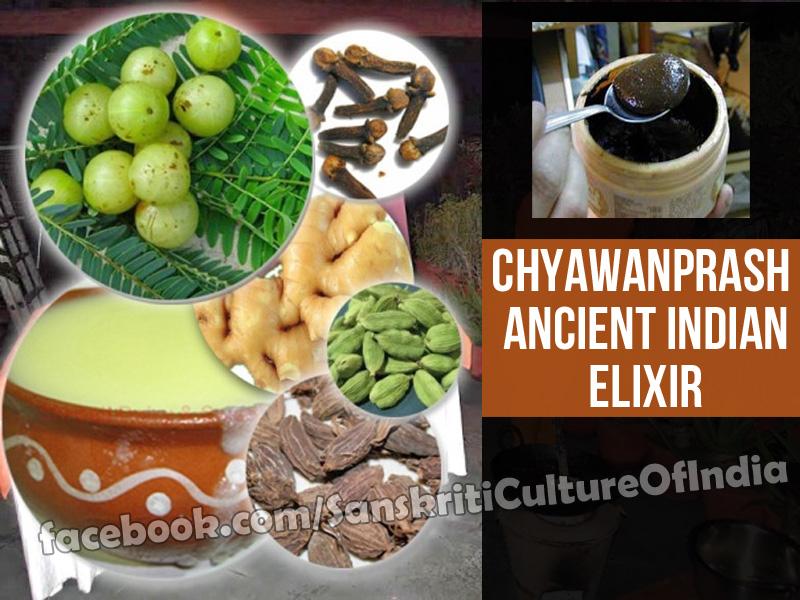 Chyawanprash: Ancient Indian Elixir