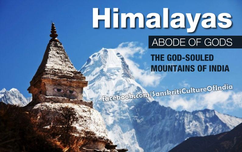 Himalayas: Abode of Gods