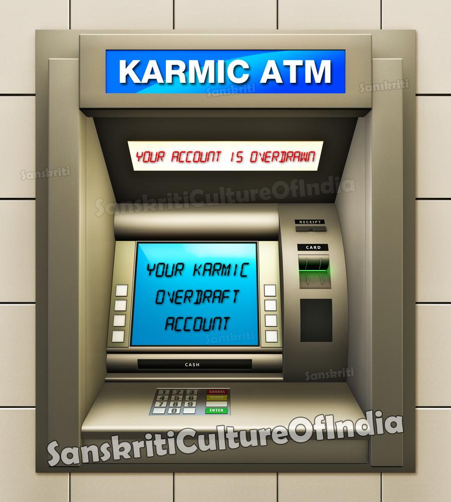 karma overdrawn