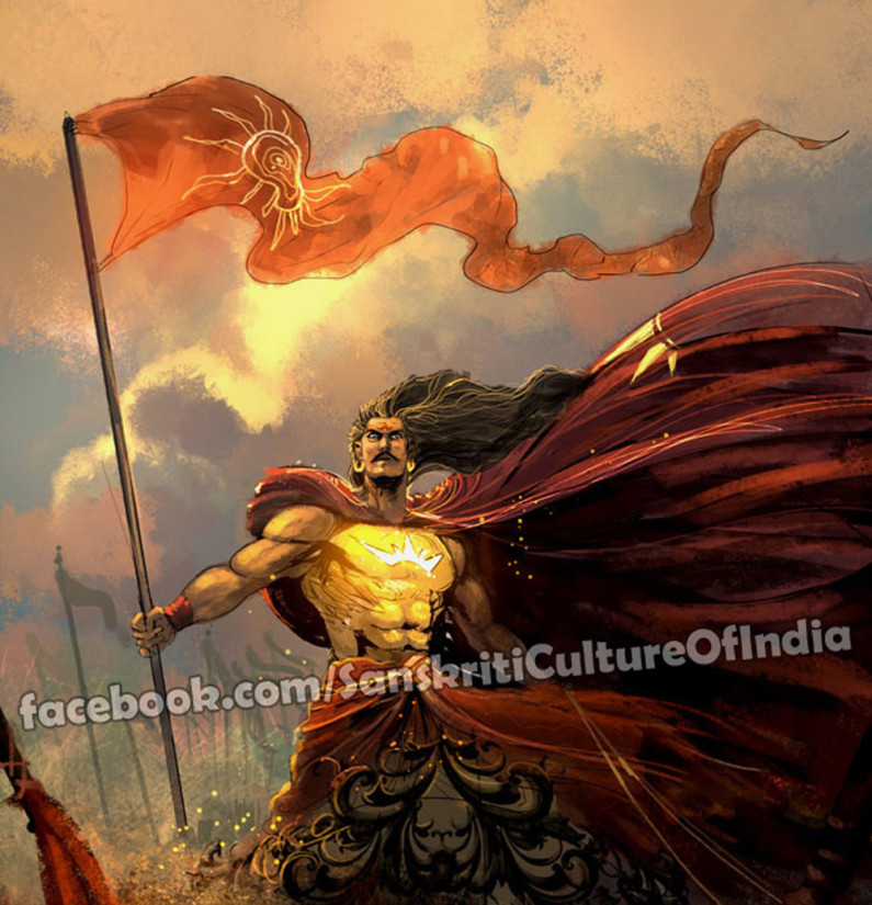 Karna – Ideal, If not perfect