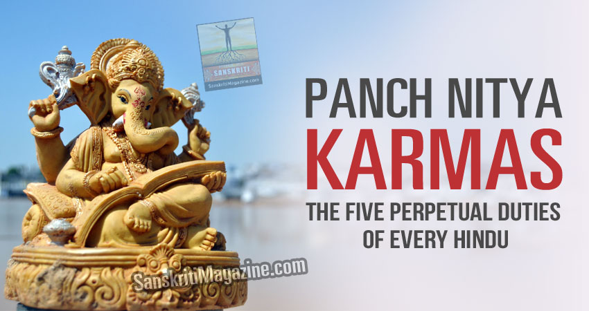 Panch Nitya Karmas
