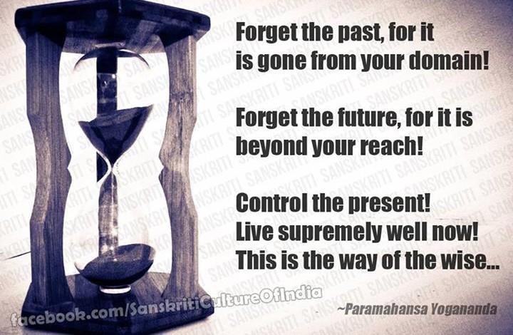 Control the Present