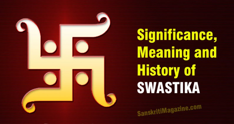 Significance, meaning and history of SWASTIKA