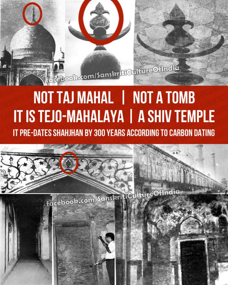 Not Taj Mahal, Not A Tomb