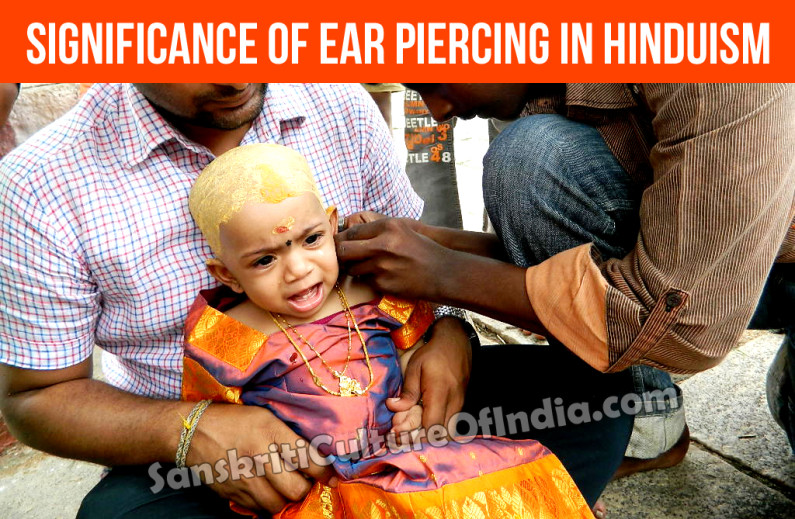 Symbolism of Ear Piercing in Hinduism