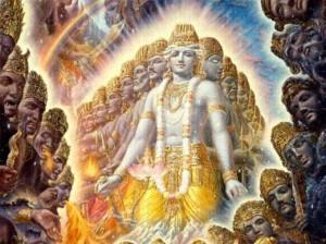 Krishna cosmic