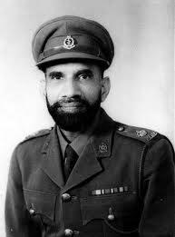 Gen Shah Nawaz Khan