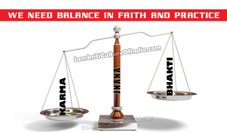 We Need Balance in Faith and Practice
