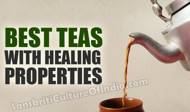 Best Teas with Healing Properties