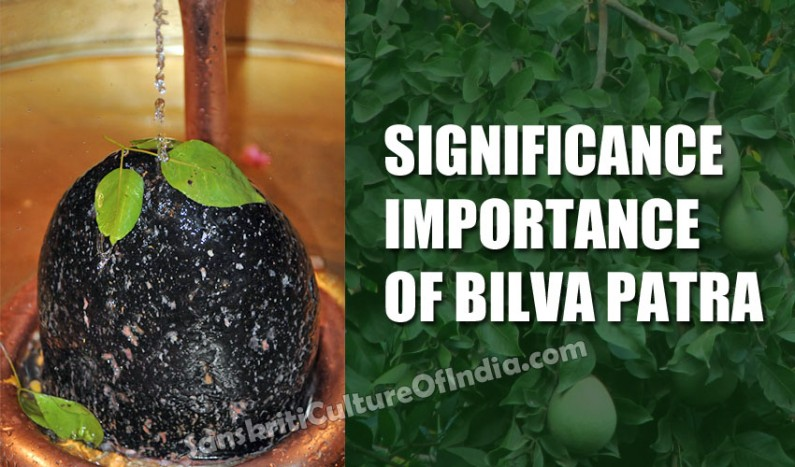 Significance and Importance of Bilva Patra