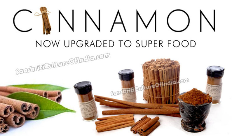 Cinnamon Now Upgraded To 'Super' Health Food
