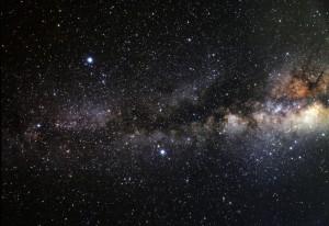 dark rift - NASA