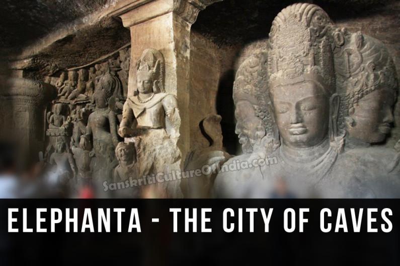 Elephanta: The City of Caves