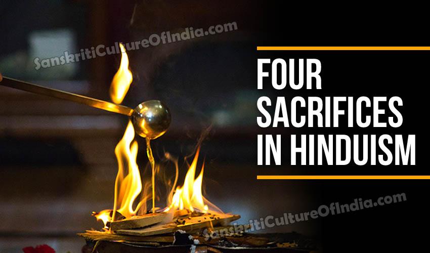 four sacrifices