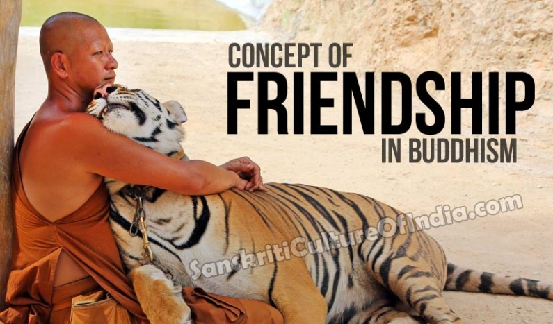 Concept of Friendship in Buddhism