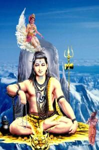 ganga-shiva