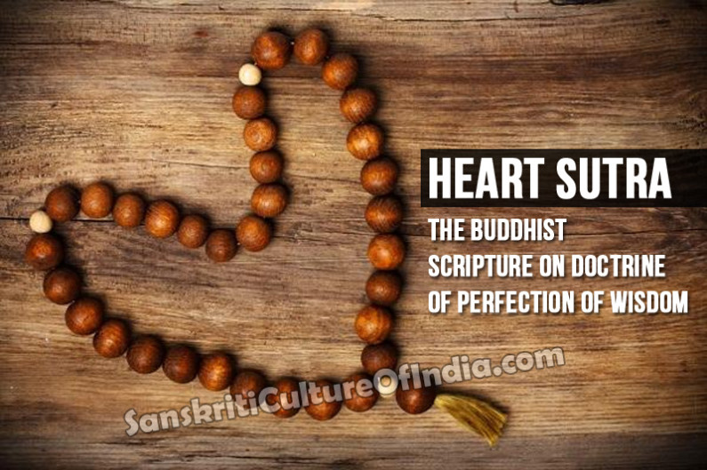 Heart Sutra: The Buddhist Scripture on Doctrine of Perfection of Wisdom