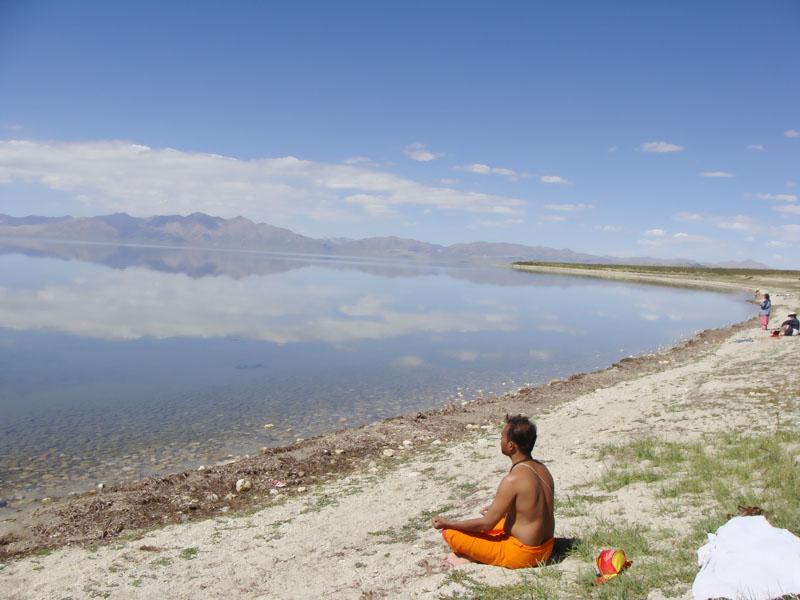 Mansarowar Lake