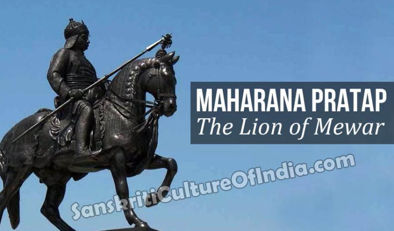 Maharana Pratap – The Lion of Mewar