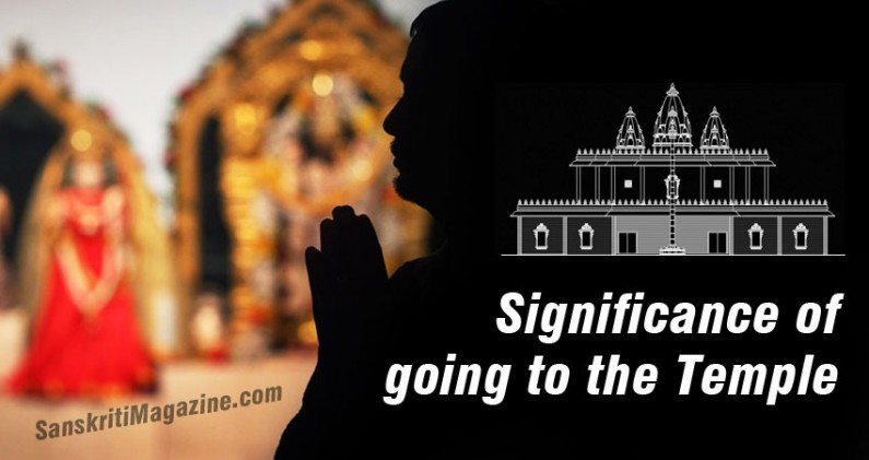 Significance of Going to the Temple