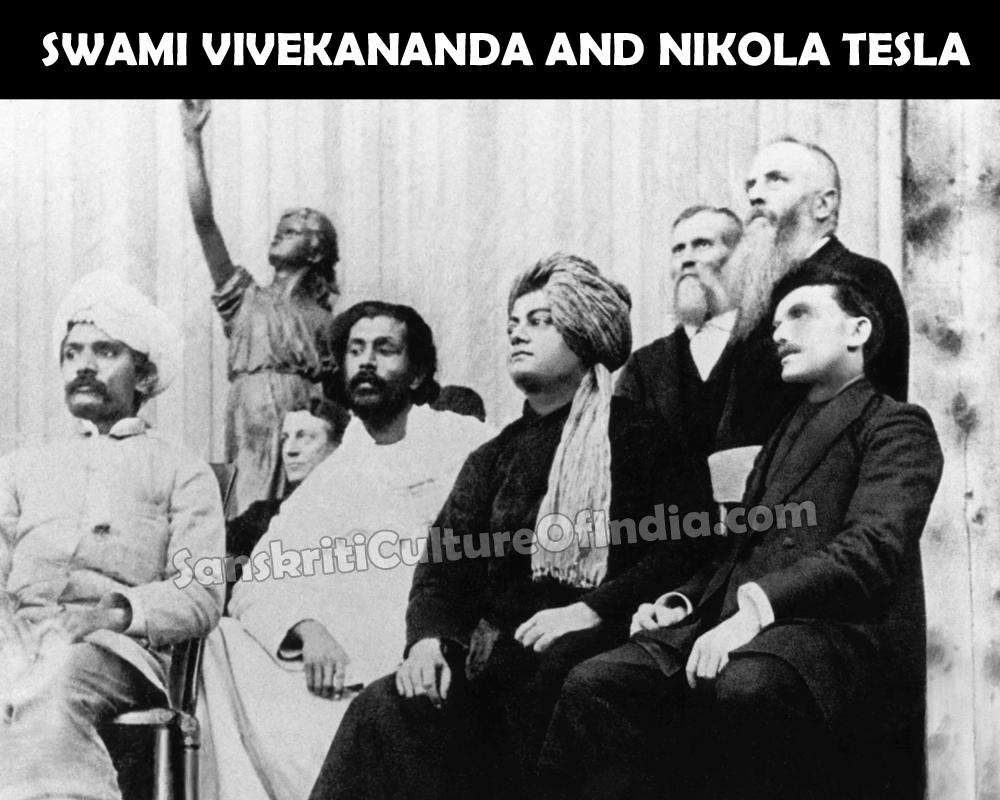 Tesla Vivekananda