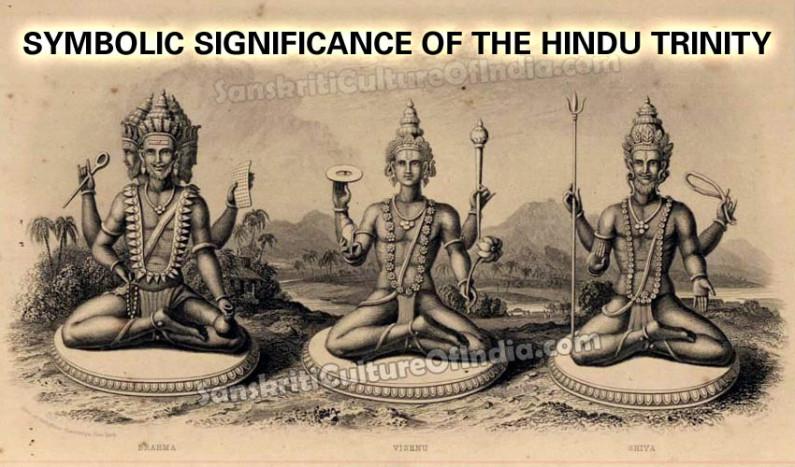 Symbolic Significance Of The Hindu Trinity