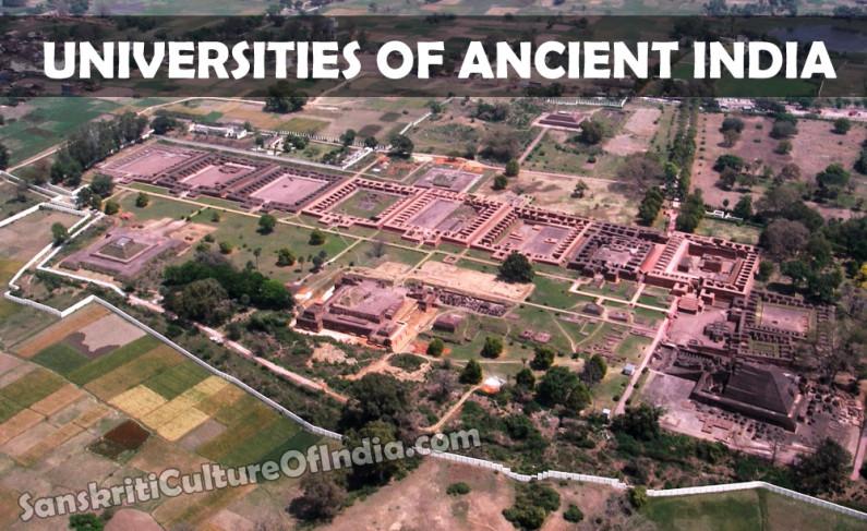 Universities Of Ancient India
