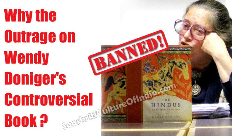 Why the Outrage on Wendy Doniger's Controversial Book ?