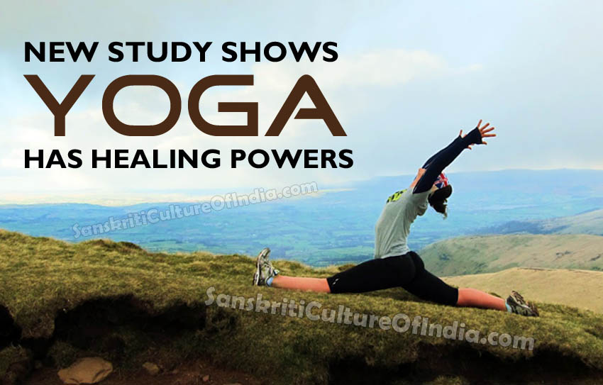 yoga healing powers