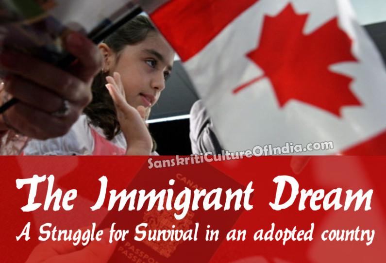 The Immigrant Dream: A Struggle To Survive
