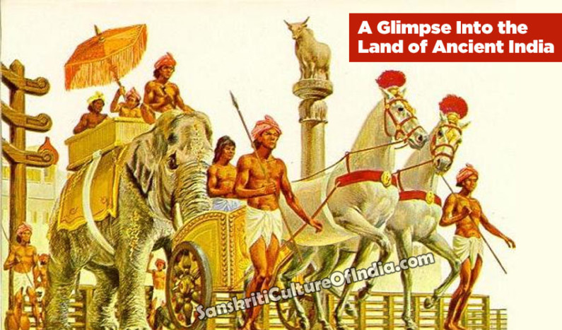 A Glimpse Into the Land of Ancient India