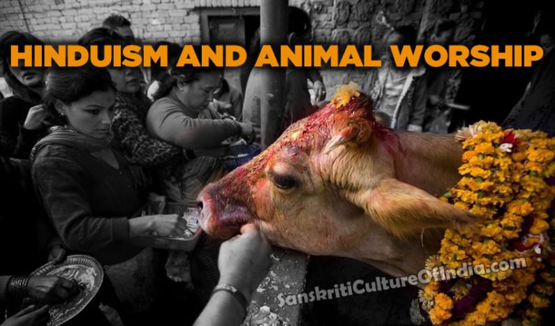 Hinduism and Animal Worship