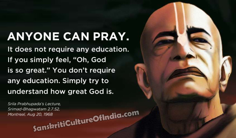 Anyone Can Pray