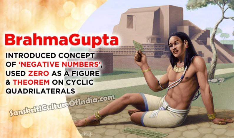BrahmaGupta, Mathematician Par Excellence