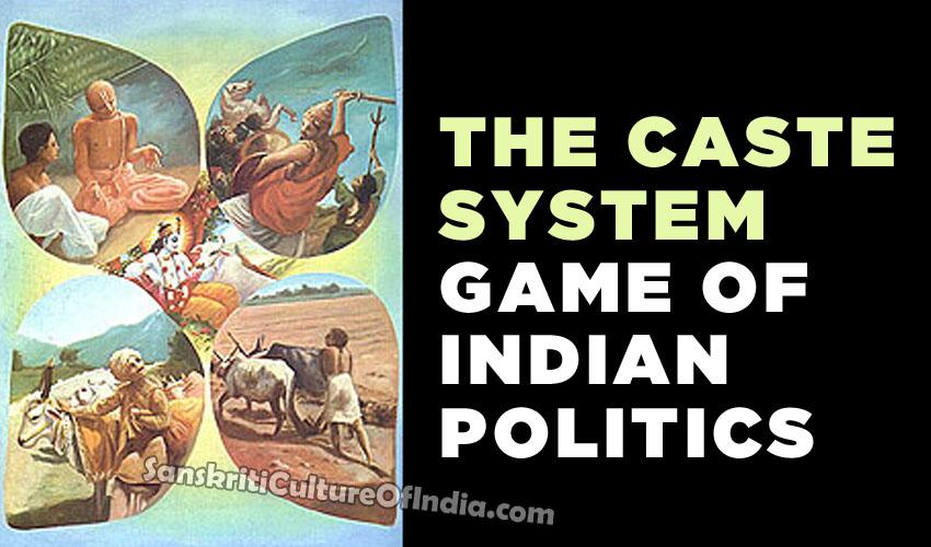 caste system politics