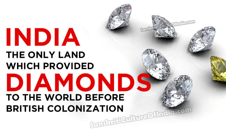 Ancient India: The Frontier of Diamond Discovery, Mining and Usage