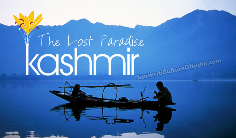 The Lost Paradise of Kashmir
